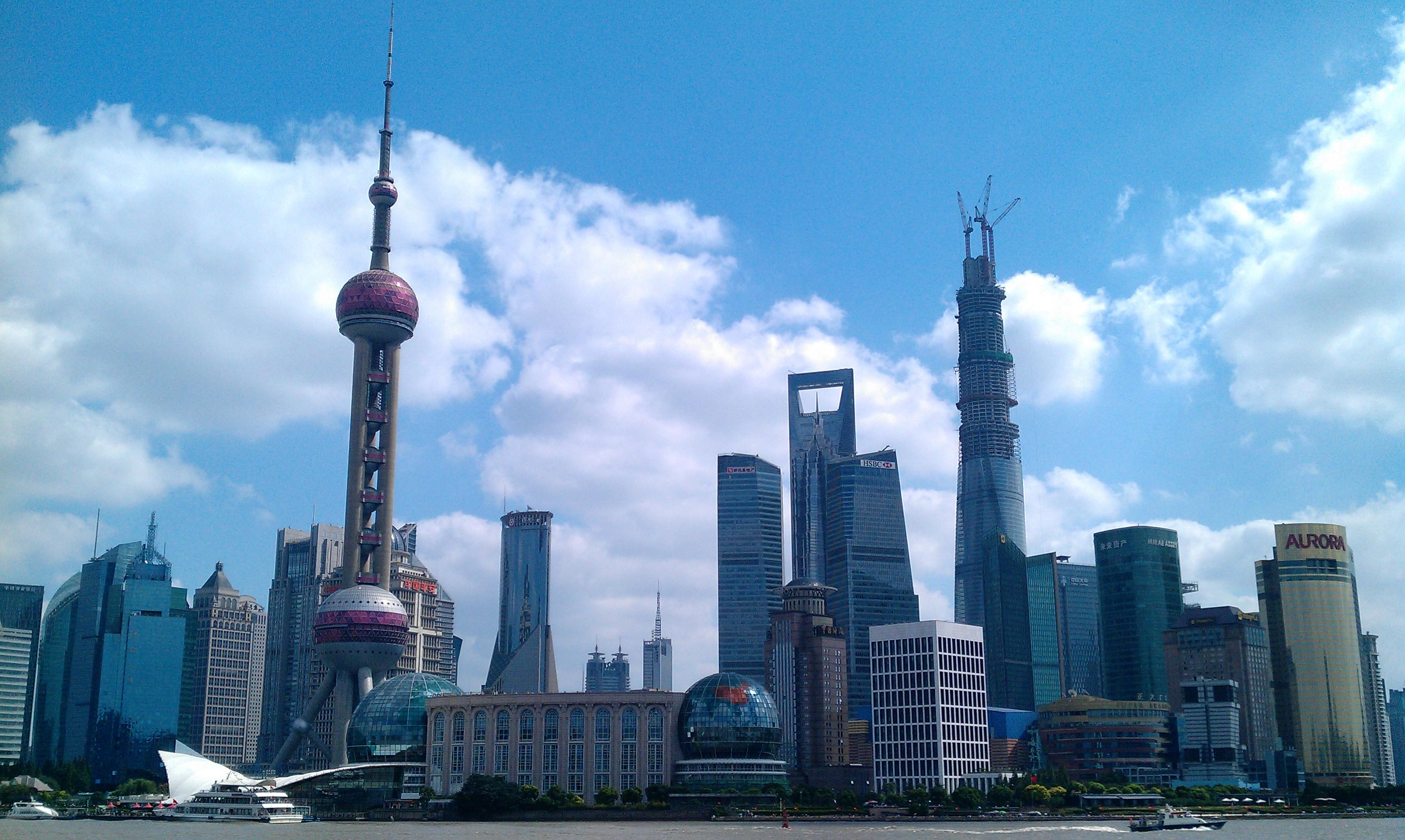 上海 上海中國金融中心 喬美 Shacom